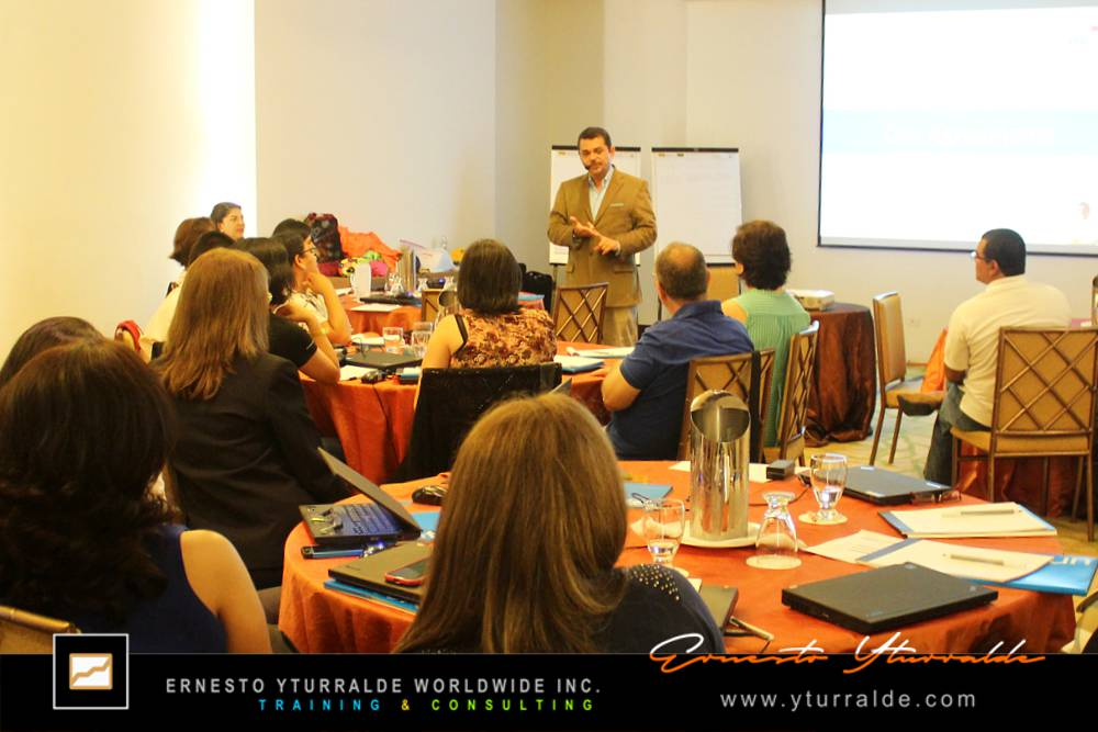 World Café Workshops | Ernesto Yturralde Worldwide Inc.